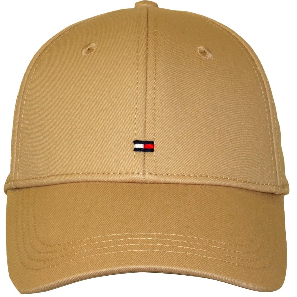 Tommy Hilfiger Classic Baseball Cap Safari  70f939d48fb9
