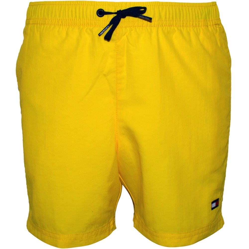 wide selection of colors nice cheap cheapest Classic Logo Boys Swim Shorts, Empire Yellow