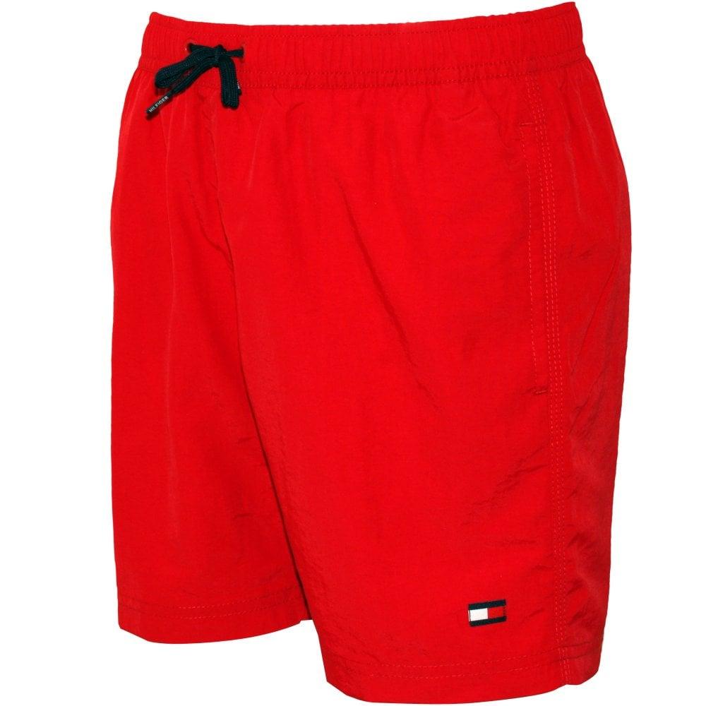 7b933ded2 Tommy Hilfiger Classic Logo Boys Swim Shorts