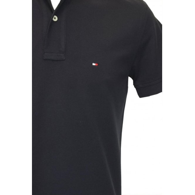 edbf6a479fc Tommy Hilfiger Core Knitted Pique Polo Shirt