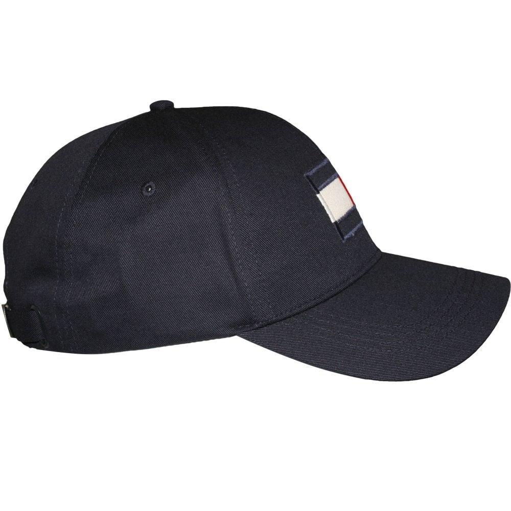 fad95d138f3ece Tommy Hilfiger Flag Baseball Cap, Navy   Tommy Hilfiger caps   UnderU