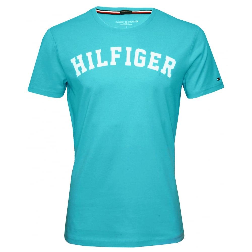 ede7e6944c03 Tommy Hilfiger Hilfiger Crew-Neck Organic Cotton T-Shirt