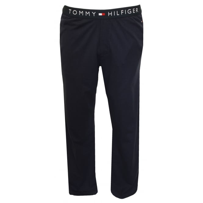 Tommy Hilfiger Icon Cotton Jersey Lounge Pants, Navy