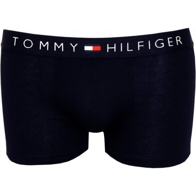 ba578e062744 Tommy Hilfiger Underwear   Icon Cotton Stretch Boxers, Navy   UnderU