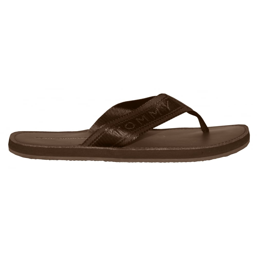 3a137bb057ba Tommy Hilfiger Jacquard TH Leather Sandals
