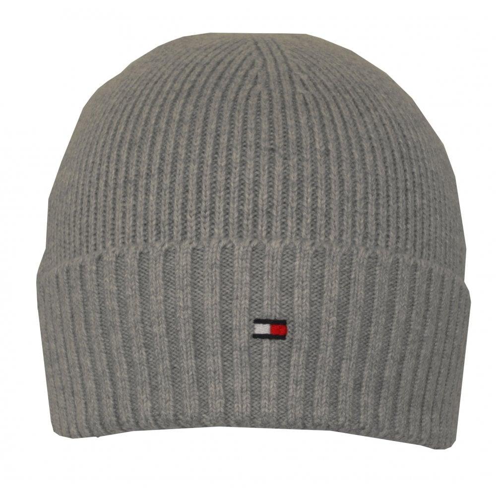 Tommy Hilfiger Pima Cotton Cashmere Beanie Hat 244e7df1ed3