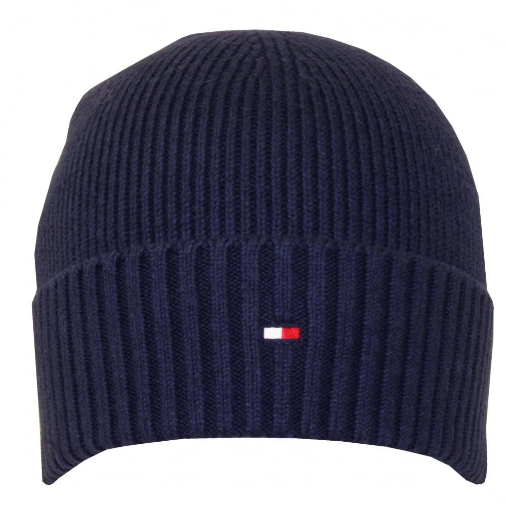 b152db5d2deba Tommy Hilfiger Pima Cotton Cashmere Beanie Hat