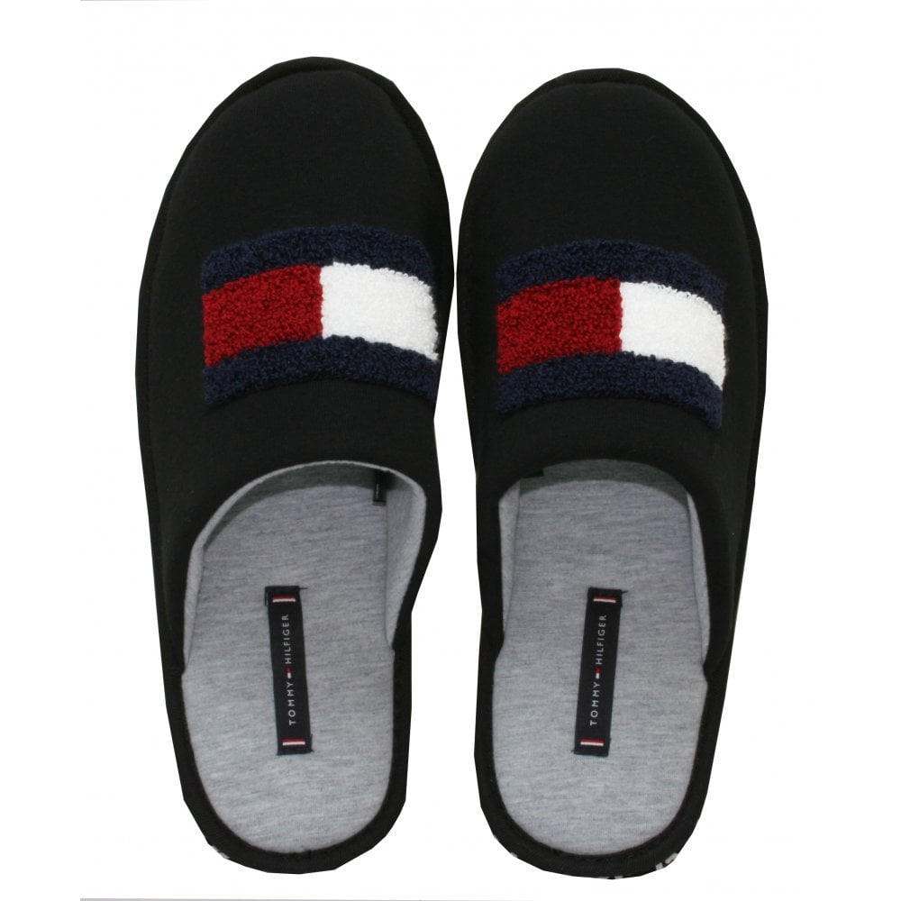 29136a3da Tommy Hilfiger Terry Flag Slippers