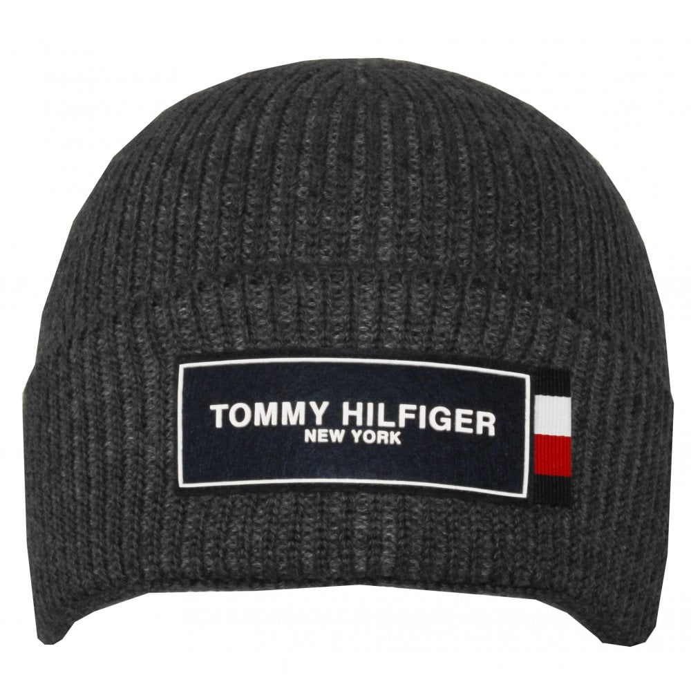 Tommy Hilfiger Tommy Patch Beanie Hat b7416103231