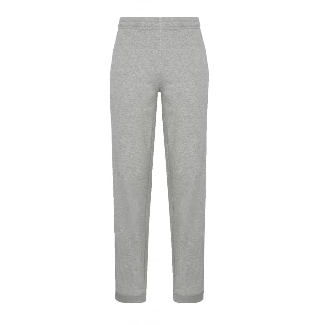 Wolsey Brushed Cotton Jogging Bottoms, Grey Marl